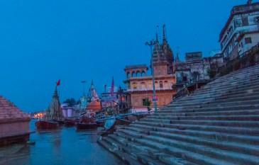 India - Delhi y Benarés