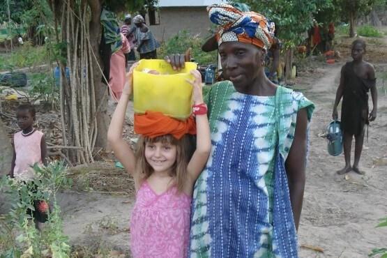 Intercambios que no se olvidan - viaje en familia a Senegal