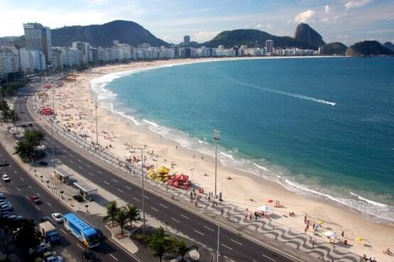 Bahía de Río de Janeiro - circuito por Brasil