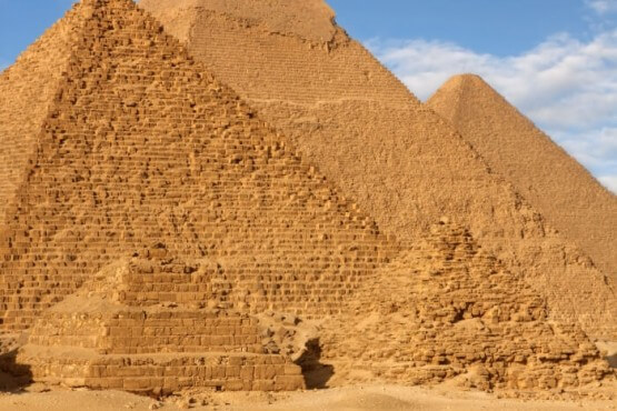 Las pirámides de Giza - viaje alternativo a Egipto