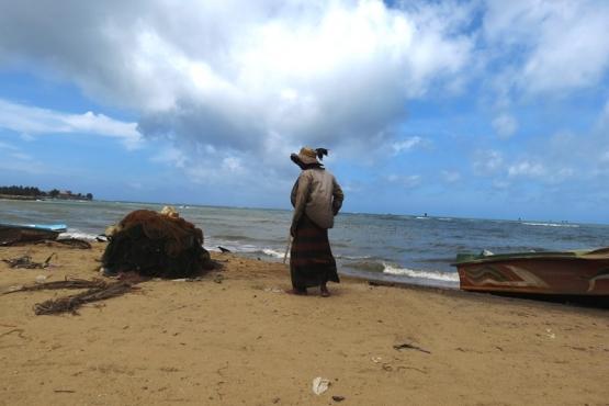 Negombo - viaje en grupo a Sri Lanka