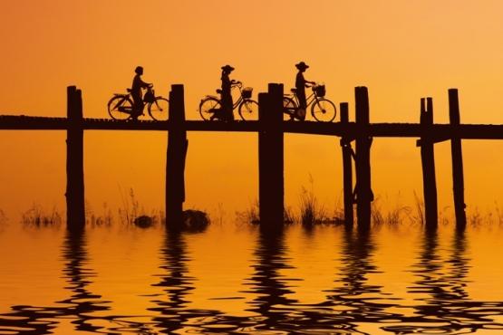 Bicicletas - Viaje en grupo a Vietnam y Camboya