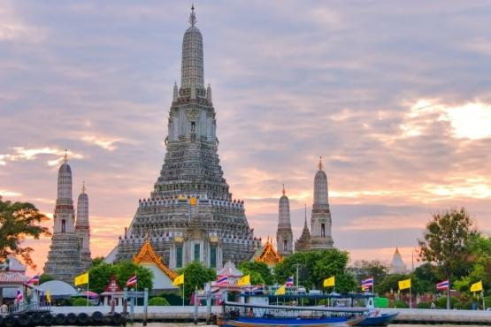 Chao Phraya - Bangkok - Viaje a medida a Tailandia