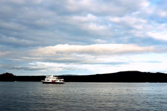 Crucero por las islas Galápagos