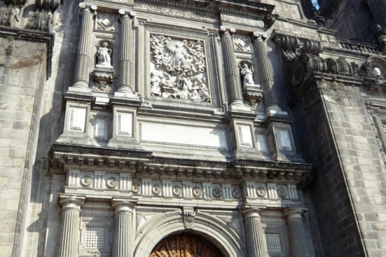Catedral de la ciudad de México - viaje a medida
