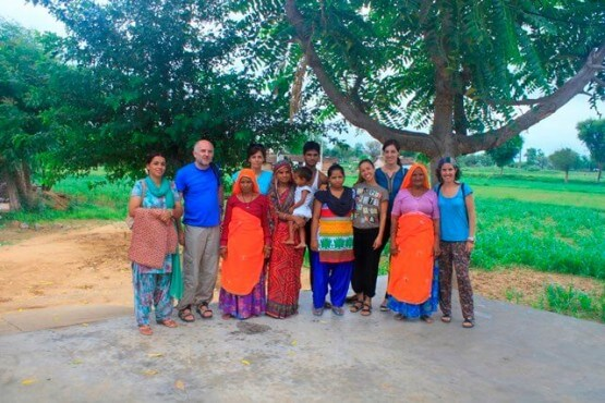 Viajeros responsables en India