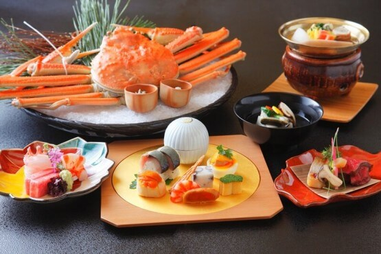 Cena Kaiseki - viaje organizado a Japón