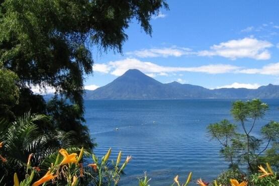 Lago Atitlán - Circuito por Guatemala