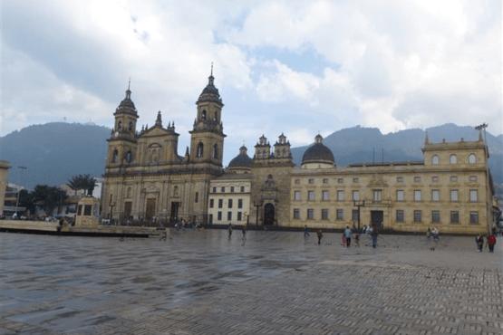 Aventura en Colombia