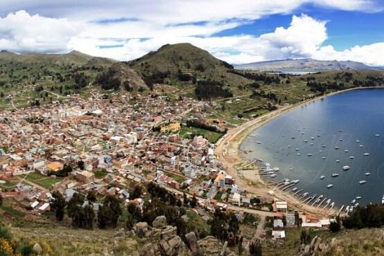 Copacabana - viaje a medida a Bolivia