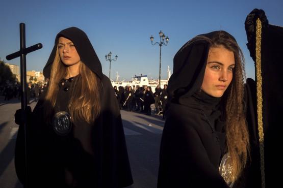 Semana Santa en Italia - foto de Tino Soriano