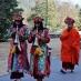 Celebración tradicional Bhután
