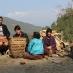 Escena del viaje a Nepal y Bhután