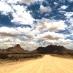 Montañas de Spitzkoppe - safari por Namibia