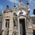 Cementerio de la Recoleta - viaje a media a Argentina