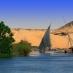 Faluca por el río Nilo - viaje alternativo a Egipto