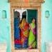 Mujeres en el sur de India