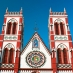 Catedral de Pondicherry  - Viaje en grupo al sur de la India
