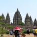 Los espectaculares templos de Prambanan - viaje en grupo a Indonesia