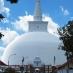 Stupa de Anuradhapura - Viaje en grupo a Sri Lanka