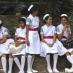Enfermeras en Kandy - viaje a sri lanka novios