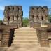 Ruinas en el triángulo cultural - viajes a sri lanka
