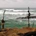 Pescadores de Weligama - Viaje en grupo a Sri Lanka