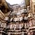 Detalle de los templos de Khajuraho - viaje organizado a la India