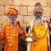 Santones en India