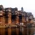Barca en el Ganges - viaje organizado a la India