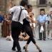Tango callejero en Buenos Aires - viaje al norte de Argentina