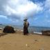 Pescador en Negombo