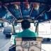 Tuk Tuk en Bangkok - Viaje sostenible a Tailandia