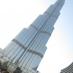 El Burj Khalifa, el rascacielos más alto del mundo