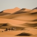 Las dunas de Merzouga - sur de Marruecos