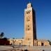 Mezquita en Marrakech - Escapada al sur de Marruecos