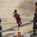 Festival en Bhután