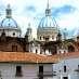 Catedral de Cuenca - viaje a media a Ecuador
