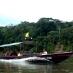 Navegando el río Napo - viaje a medida a Ecuador