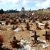 Cementerio en San Juan Chamula - Chiapas - México
