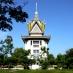 Mausoleo en Phnom Penh