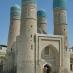 Mezquita de Bukhara - viaje organizado a Uzbekistán