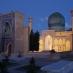 Samarkanda, mítica ciudad de la ruta de la Seda - viaje en grupo a Uzbekistán