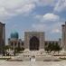 Plaza del Registán, Samarkanda - viaje organizado a Uzbekistán
