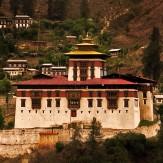 Extensión a Bhután